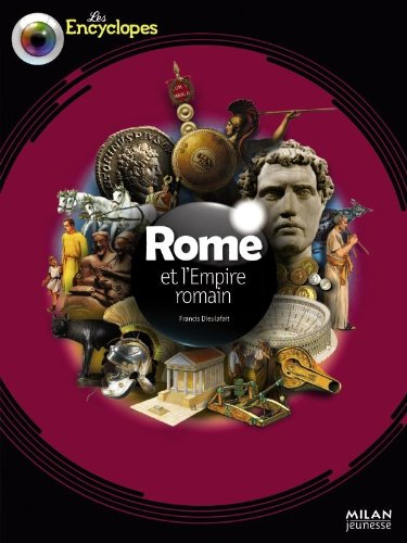 9782745955074: Rome et l'Empire Romain (NE)