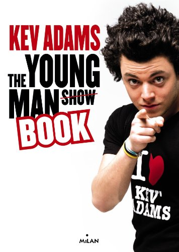 9782745955364: The Young Man Show - Le livre (Documentaires ados)
