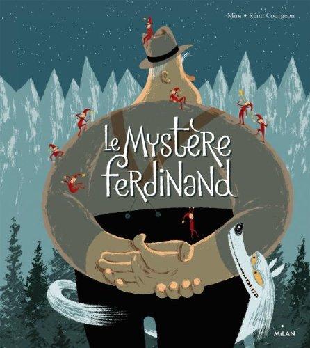 MYSTÈRE FERDINAND (LE): COURGEON RÉMI