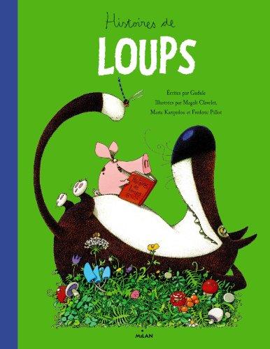 9782745956033: Histoires de loup