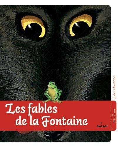 9782745956125: Les Fables de La Fontaine