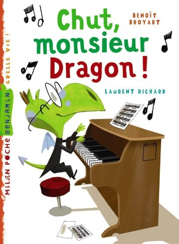 9782745956378: Chut, monsieur dragon !