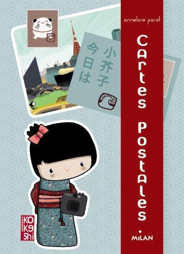 9782745958082: Mes cartes postales