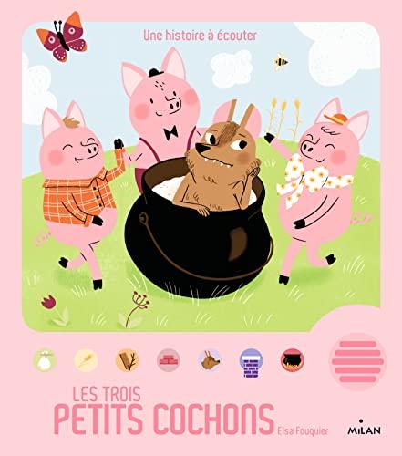 9782745959461: Les trois petits cochons