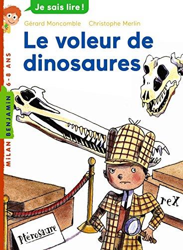 9782745959805: Le Voleur De Dinosaures (French Edition)