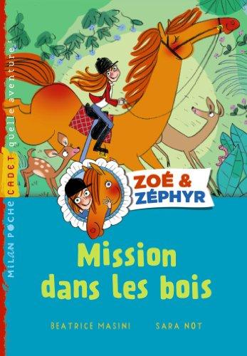 Zoé et Zéphyr T.01 - Mission dans: Masini, Beatrice