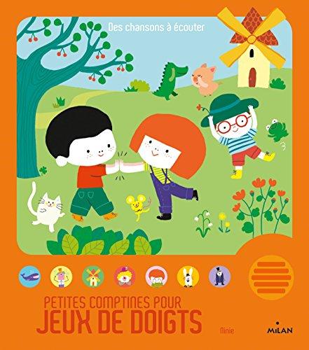 9782745961983: Petites comptines jeux de doigts