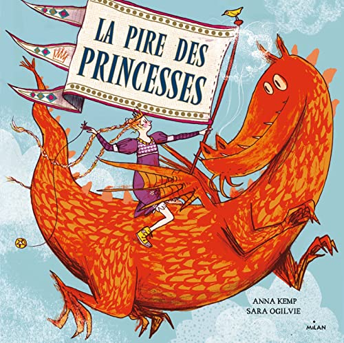 PIRE DES PRINCESSES (LA): KEMP ANNA