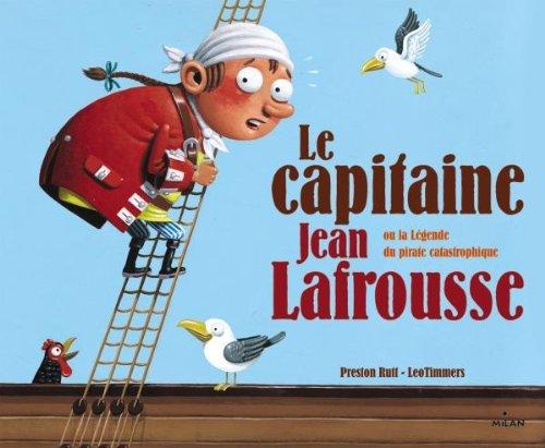 9782745962287: Capitaine Jean Lafrousse