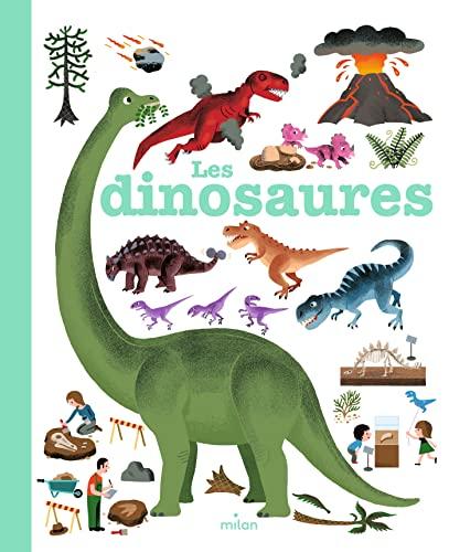 9782745963444: Les dinosaures (Mes années pourquoi - Imagerie)