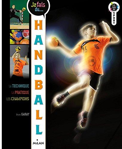 9782745965110: Je fais du handball