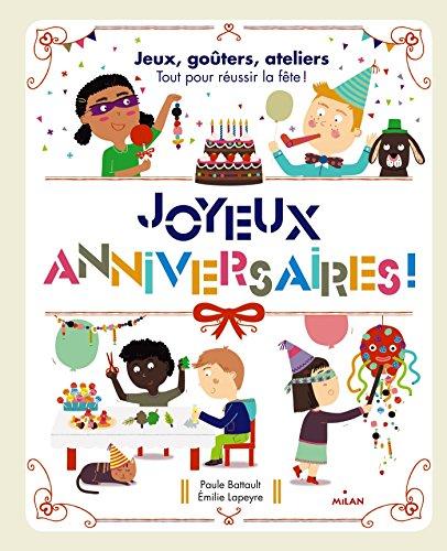 9782745967602: JOYEUX ANNIVERSAIRES !