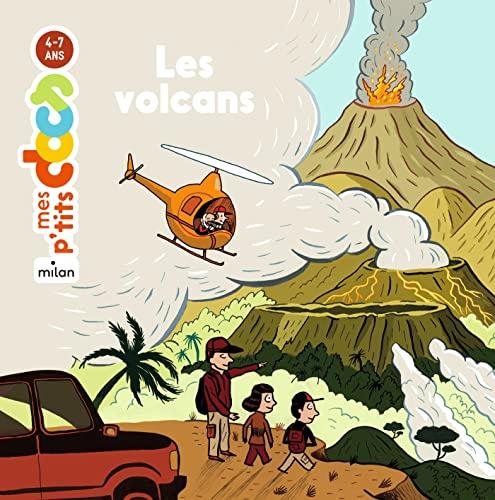 9782745969569: Les volcans