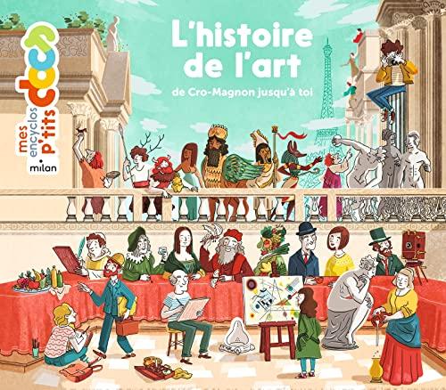 HISTOIRE DE L'ART, DE CRO-MAGNON JUSQU'À TOI: LEDU STÉPHANIE