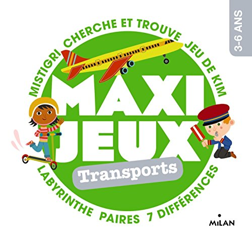MAXI JEUX TRANSPORTS: COLLECTIF