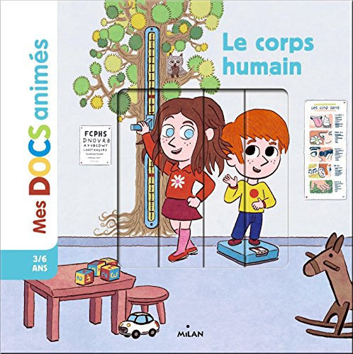 CORPS HUMAIN (LE): COLLECTIF
