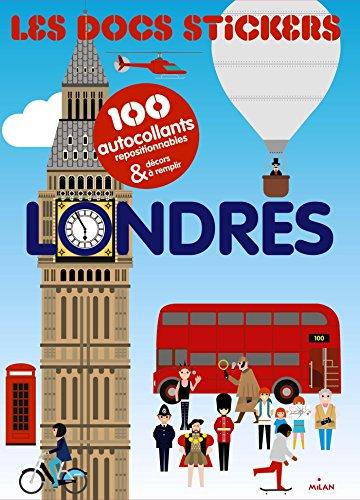 LONDRES : LES DOCS STICKERS: COLLECTIF