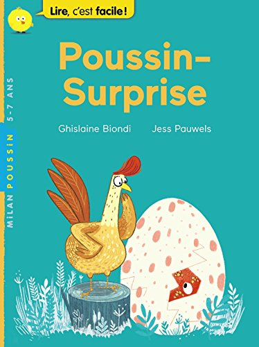 POUSSIN SURPRISE: BIONDI GHISLAINE