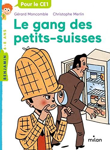 9782745992529: Félix File Filou, Tome 07: Le gang des petits-suisses