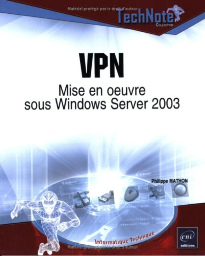 9782746013568: VPN (French Edition)