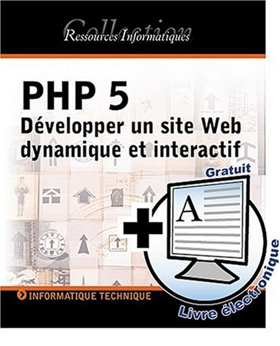 9782746024588: PHP 5 (French Edition)