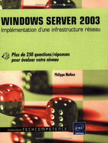 9782746027503: Windows Server 2003 (French Edition)
