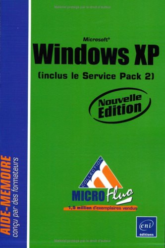 9782746028654: Windows XP (inclus le Service Pack 2)