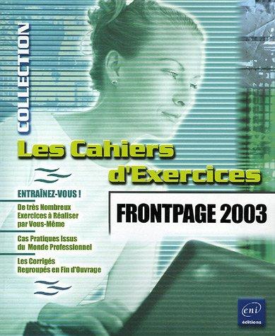 FrontPage 2003: Villeneuve, Louise