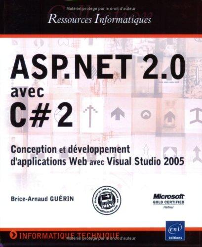 9782746033757: ASP.Net 2.0 avec C# 2