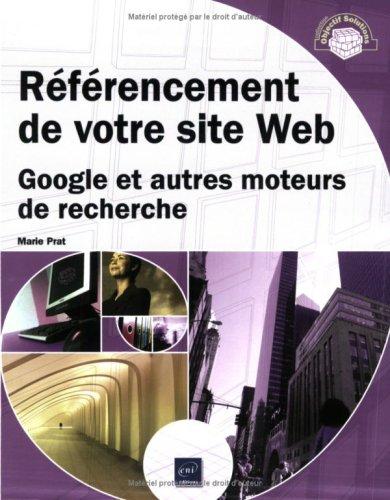 9782746034921: Référencement de votre site Web : Google et autres moteurs de recherche