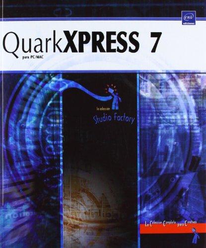 9782746035867: Quarkxpress 7 para PC/mac