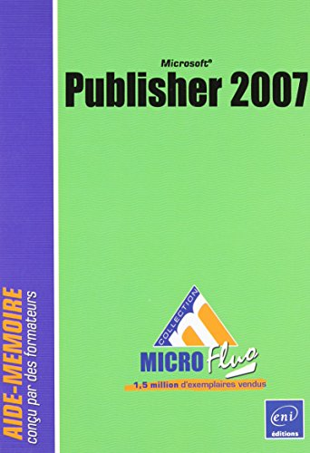 9782746036963: Publisher 2007 (MicroFluo)