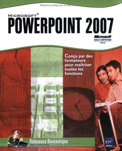 9782746036987: Powerpoint 2007