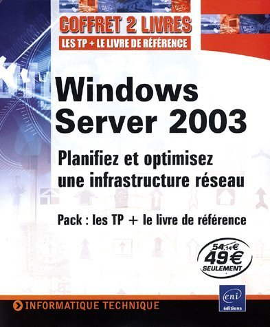 9782746037038: Windows Server 2003 (French Edition)