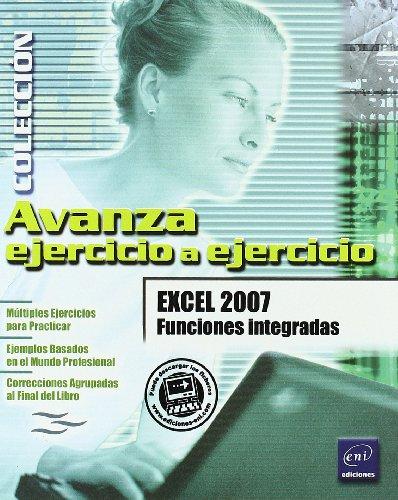9782746039438: Excel 2007 - Funciones integradas