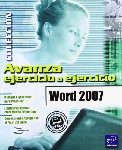 9782746039445: Word 2007 - 76 ejercicios de Word 2007