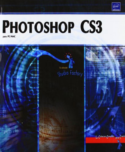 9782746039476: Photoshop cs3 para PC/mac. studio factory