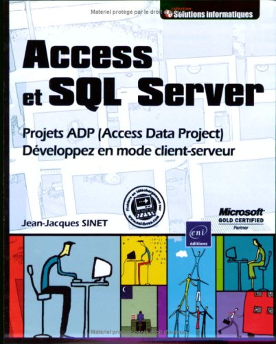 9782746039971: Access et SQL Server (French Edition)