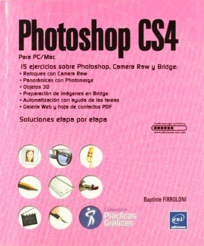 9782746052772: Photoshop cs4 (Practicas Graficas)