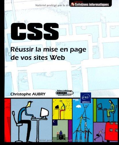 9782746053069: CSS - Réussir la mise en page de vos sites Web