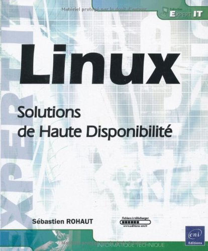 9782746054264: Linux - Solutions de Haute Disponibilit�