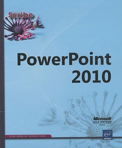 9782746058217: PowerPoint 2010