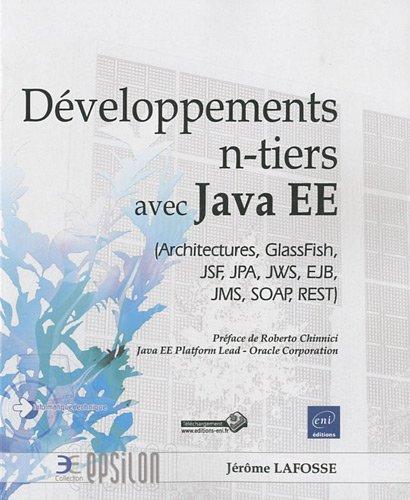 9782746062634: Développement n-tiers avec Java EE