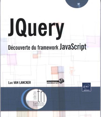 9782746065161: JQuery - Découverte du framework JavaScript