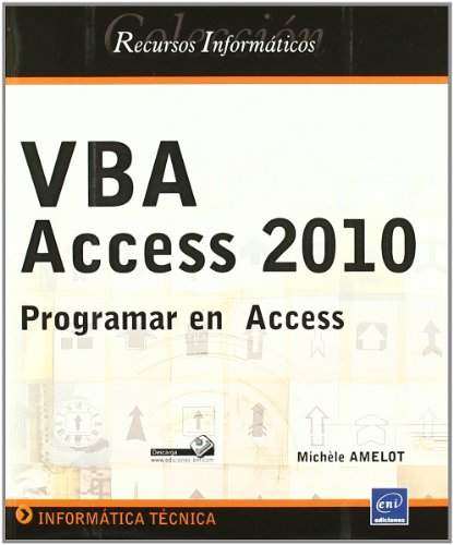 9782746067288: Vba. pack 2 libros. domine vba excel y access 2010