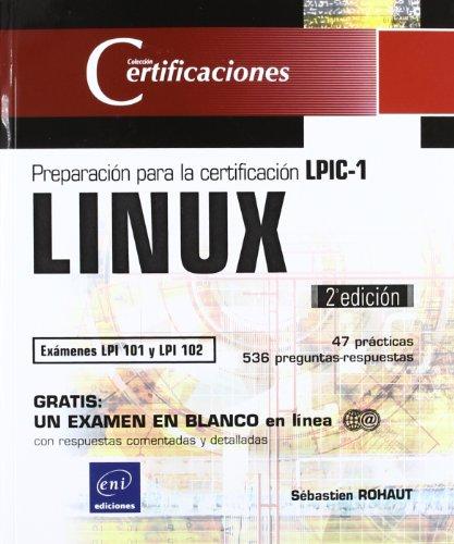 9782746073203: Linux: Preparación para la certificación LPIC-1