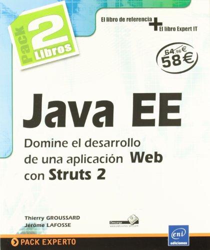 9782746075344: JAVA ENTERPRISE EDITION (PACK 2 LIBROS). DOMINE EL DESARROLL