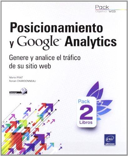 9782746076358: Posicionamiento Y Google Analytics (Pack)