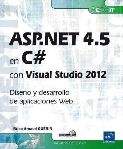 9782746081253: ASP.NET 4.5 EN C# CON VISUAL STUDIO 2012. DISE¥O Y DESARROLL