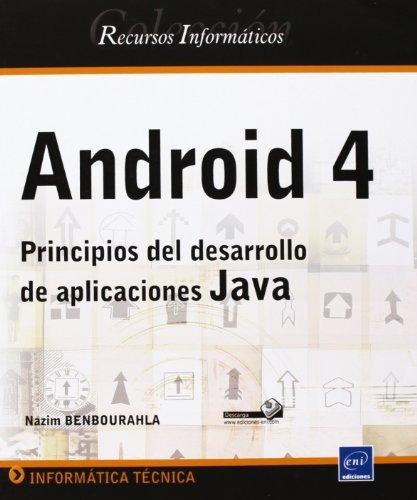 9782746082861: Android 4. Principios Del Desarrollo De Aplicaciones Java